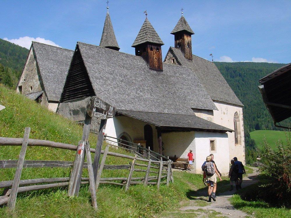 Grenzenlose Wandermöglichkeiten für Ihren Urlaub in Klausen/Eisacktal